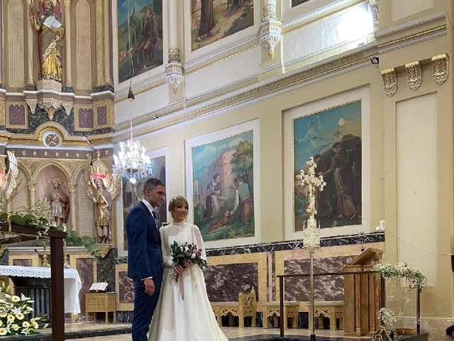 La boda de Rafa y Virginia  en Moixent/mogente, Valencia 3