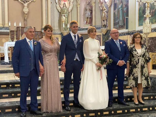 La boda de Rafa y Virginia  en Moixent/mogente, Valencia 5