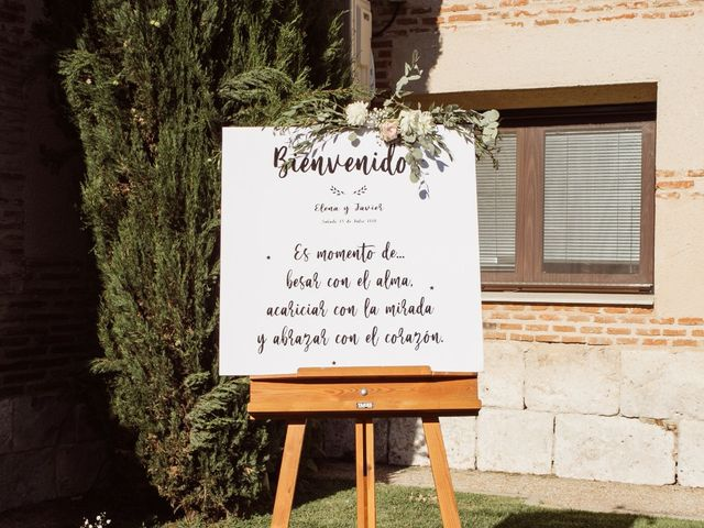 La boda de Javier y Elena  en Olmedo, Valladolid 5