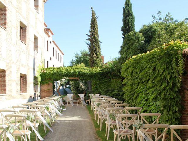 La boda de Javier y Elena  en Olmedo, Valladolid 7