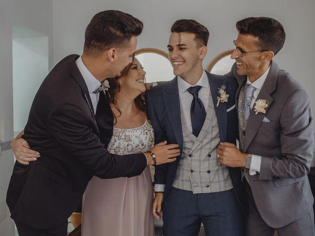 La boda de Fernando y Abigail en Velez Malaga, Málaga 20