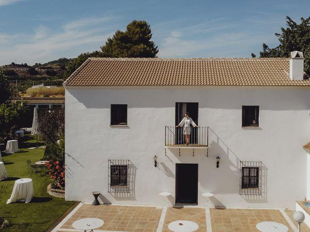 La boda de Fernando y Abigail en Velez Malaga, Málaga 31
