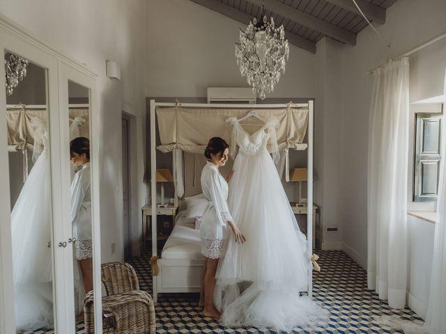 La boda de Fernando y Abigail en Velez Malaga, Málaga 36