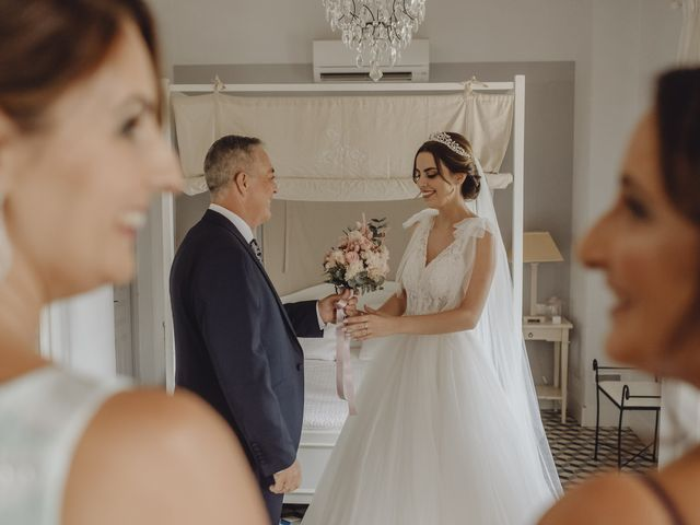 La boda de Fernando y Abigail en Velez Malaga, Málaga 46
