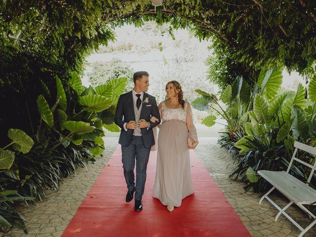 La boda de Fernando y Abigail en Velez Malaga, Málaga 55