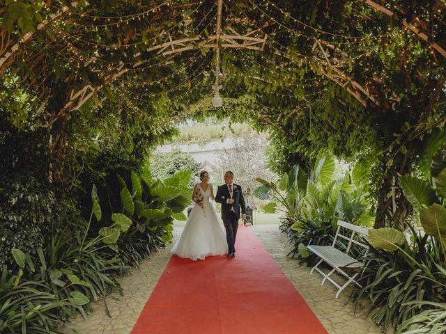 La boda de Fernando y Abigail en Velez Malaga, Málaga 58