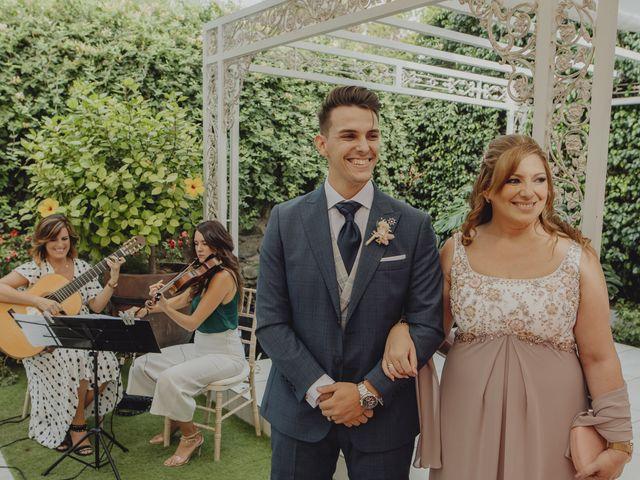 La boda de Fernando y Abigail en Velez Malaga, Málaga 59