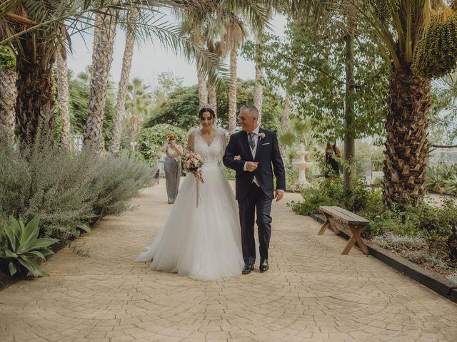 La boda de Fernando y Abigail en Velez Malaga, Málaga 60