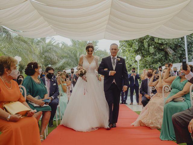La boda de Fernando y Abigail en Velez Malaga, Málaga 62