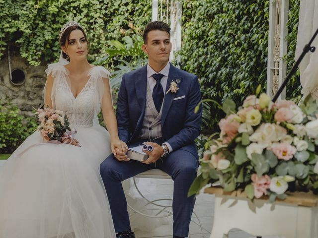 La boda de Fernando y Abigail en Velez Malaga, Málaga 66