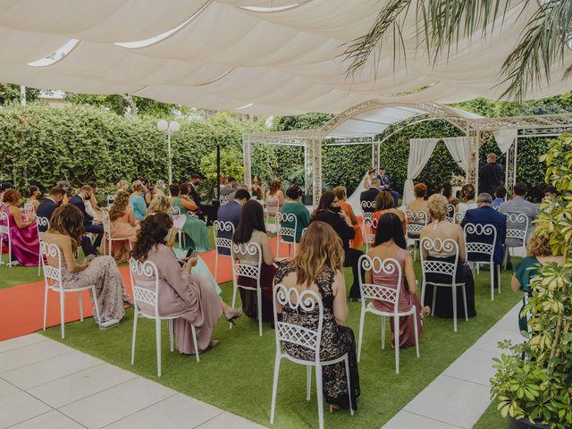 La boda de Fernando y Abigail en Velez Malaga, Málaga 67