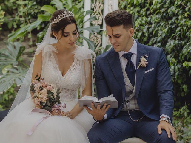 La boda de Fernando y Abigail en Velez Malaga, Málaga 68