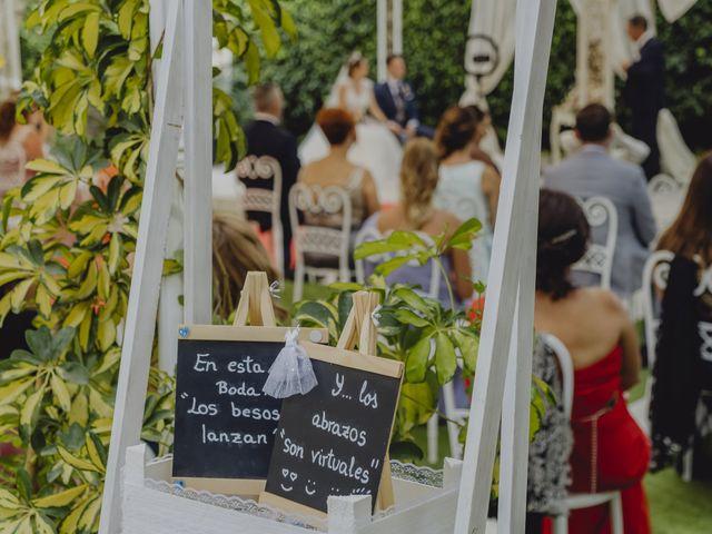 La boda de Fernando y Abigail en Velez Malaga, Málaga 69