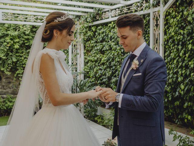 La boda de Fernando y Abigail en Velez Malaga, Málaga 70