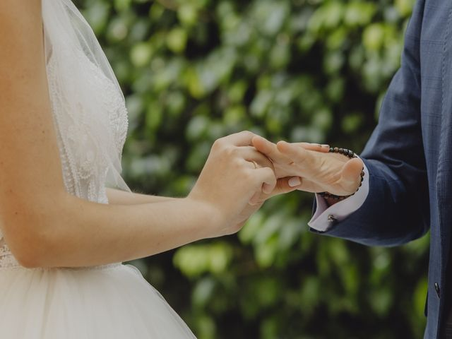 La boda de Fernando y Abigail en Velez Malaga, Málaga 71