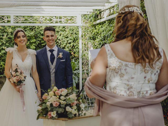 La boda de Fernando y Abigail en Velez Malaga, Málaga 73