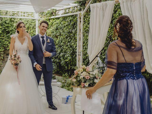 La boda de Fernando y Abigail en Velez Malaga, Málaga 74