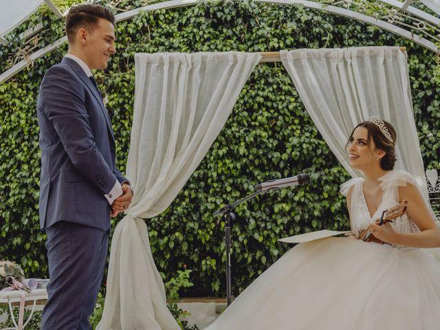 La boda de Fernando y Abigail en Velez Malaga, Málaga 76
