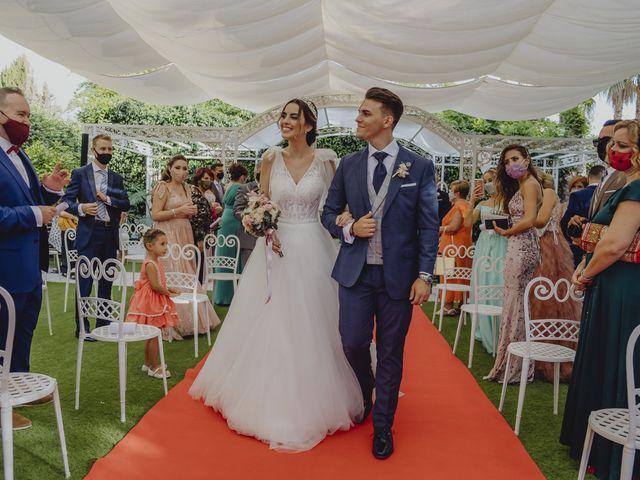 La boda de Fernando y Abigail en Velez Malaga, Málaga 77
