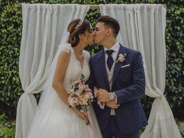 La boda de Fernando y Abigail en Velez Malaga, Málaga 78