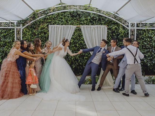 La boda de Fernando y Abigail en Velez Malaga, Málaga 81