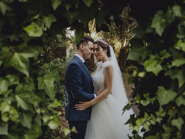 La boda de Fernando y Abigail en Velez Malaga, Málaga 82