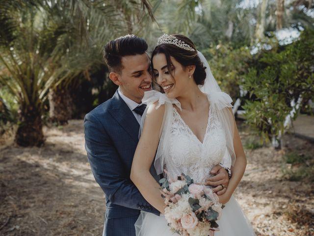 La boda de Fernando y Abigail en Velez Malaga, Málaga 83