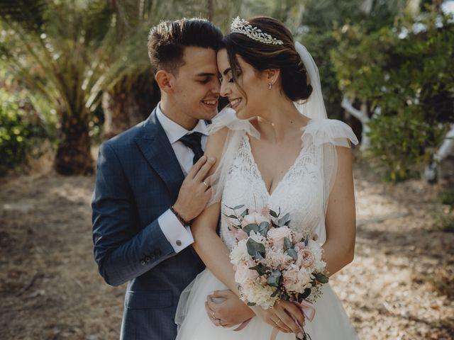 La boda de Fernando y Abigail en Velez Malaga, Málaga 1