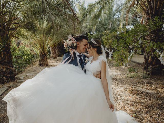 La boda de Fernando y Abigail en Velez Malaga, Málaga 84