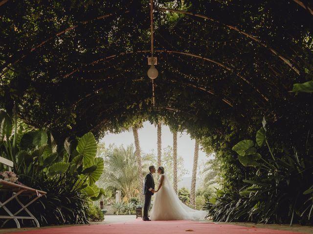 La boda de Fernando y Abigail en Velez Malaga, Málaga 86
