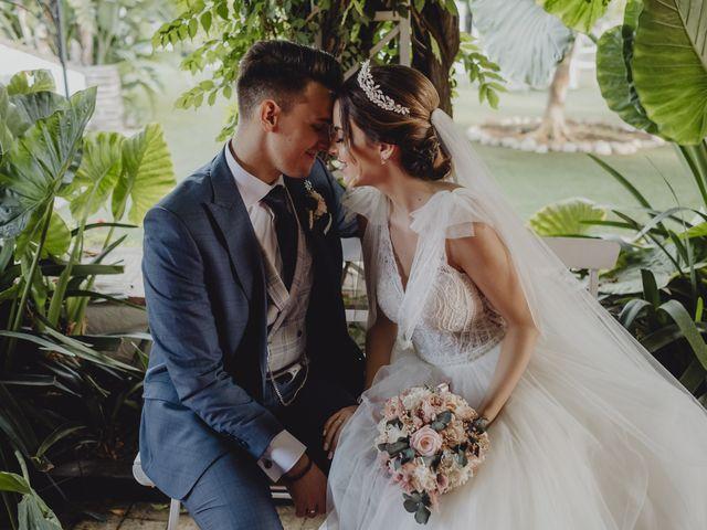 La boda de Fernando y Abigail en Velez Malaga, Málaga 87