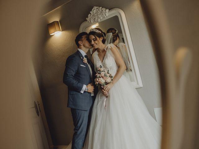 La boda de Fernando y Abigail en Velez Malaga, Málaga 93