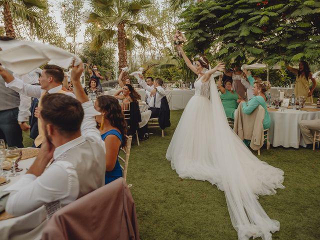 La boda de Fernando y Abigail en Velez Malaga, Málaga 98