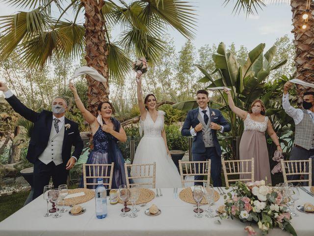 La boda de Fernando y Abigail en Velez Malaga, Málaga 99