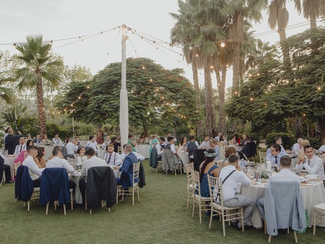 La boda de Fernando y Abigail en Velez Malaga, Málaga 100