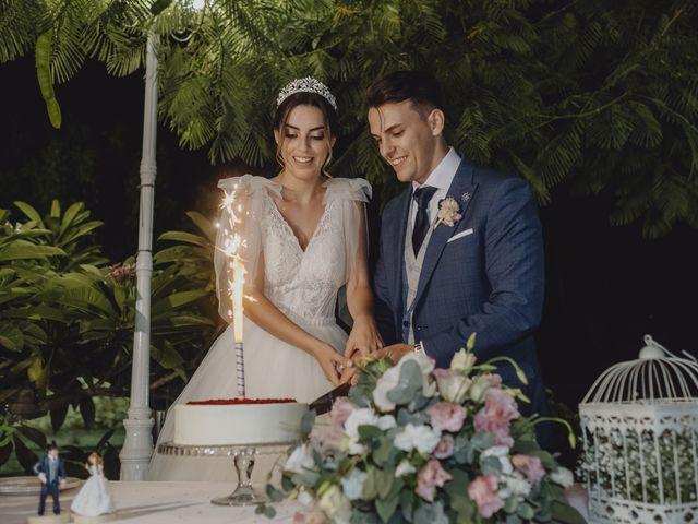 La boda de Fernando y Abigail en Velez Malaga, Málaga 105