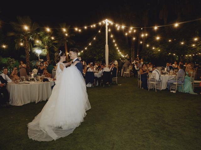 La boda de Fernando y Abigail en Velez Malaga, Málaga 108