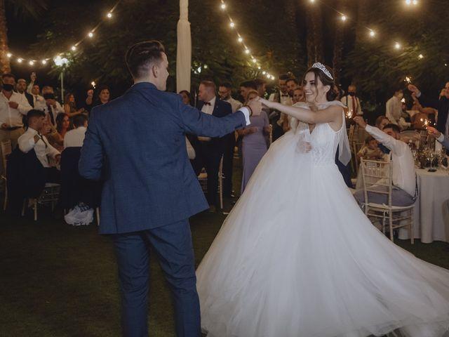 La boda de Fernando y Abigail en Velez Malaga, Málaga 109