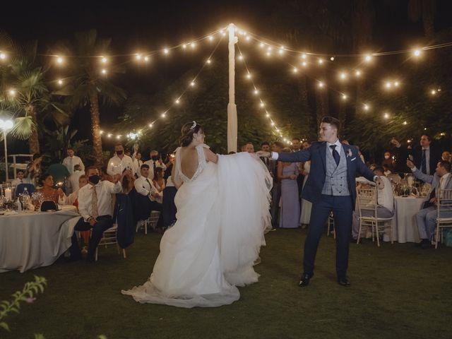 La boda de Fernando y Abigail en Velez Malaga, Málaga 110