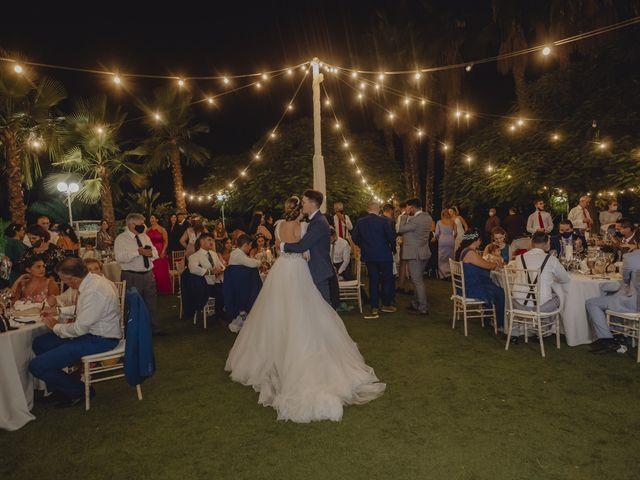 La boda de Fernando y Abigail en Velez Malaga, Málaga 111