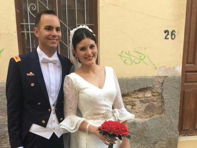 La boda de Jose Ángel y Irene en Alcantarilla, Murcia 2