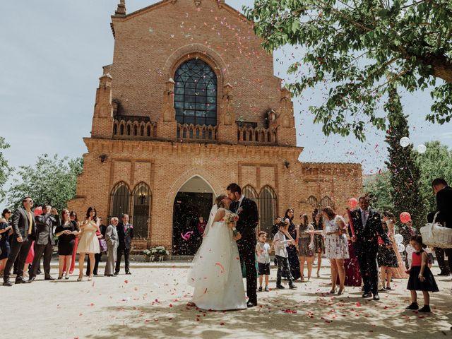 La boda de Aitor y Eva en Alcalá De Henares, Madrid 41