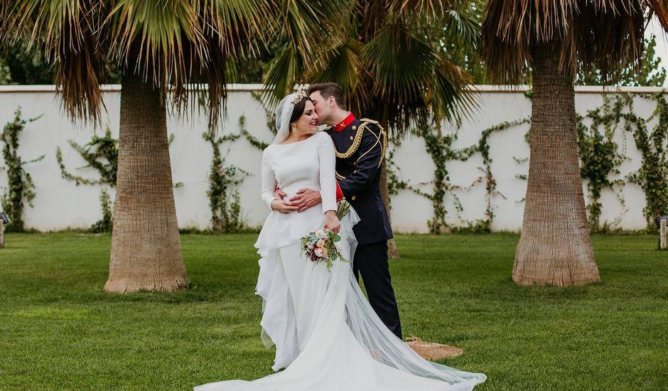 La boda de David y Mª Paz en Granada, Granada