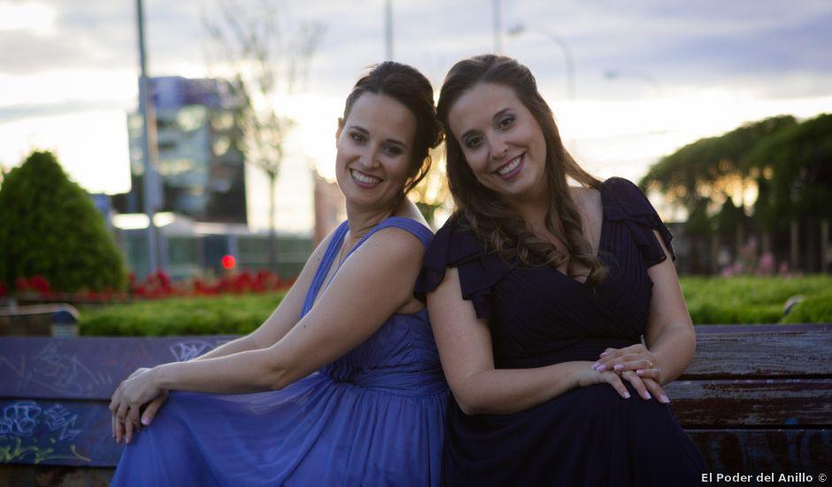 La boda de Raquel y Patricia en Madrid, Madrid