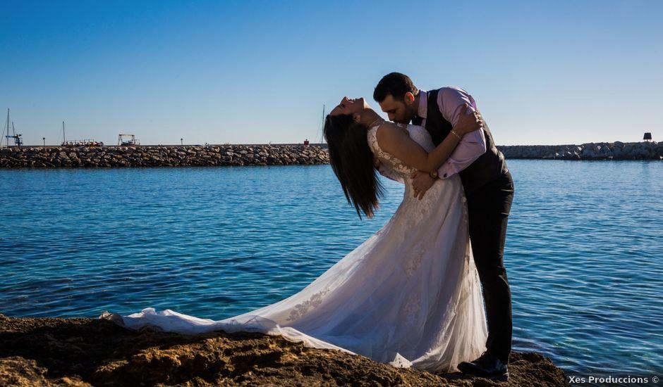 La boda de Javi y Karima en La Selva Del Camp, Tarragona