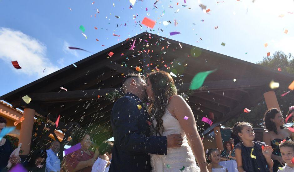 La boda de Miguel  y Inma  en Cartagena, Murcia
