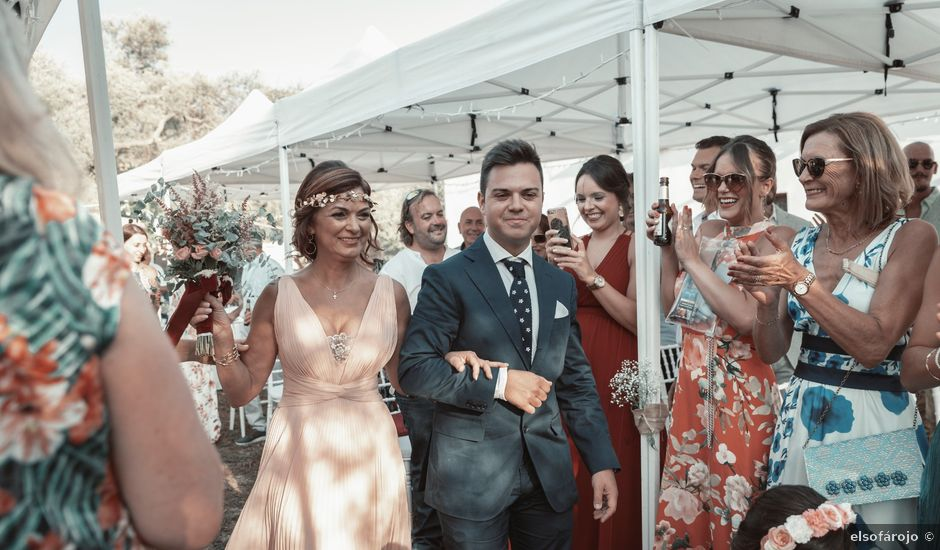 La boda de Alan y Toñi en Orgiva, Granada