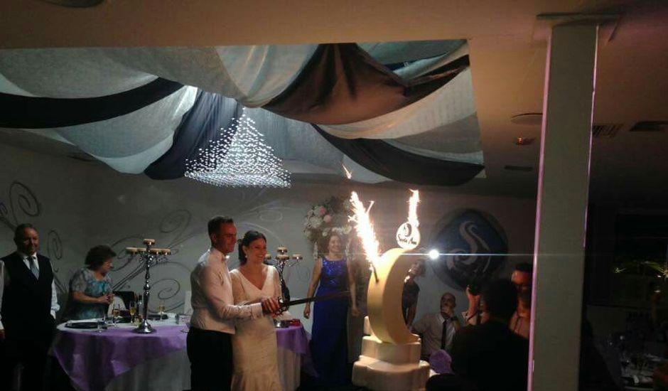 La boda de Jose Ángel y Irene en Alcantarilla, Murcia