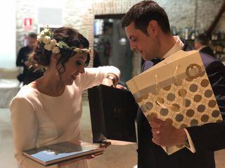 La boda de Marta  y Oscar