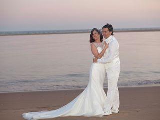 La boda de Cristina y Paco
